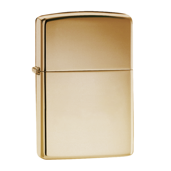 Regular Lighter - High Polish Brass