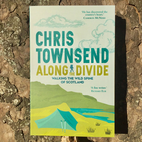 Along The Divide - Chris Townsend