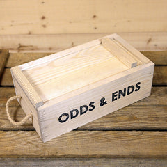Sliding-Lid Odds & Ends Box