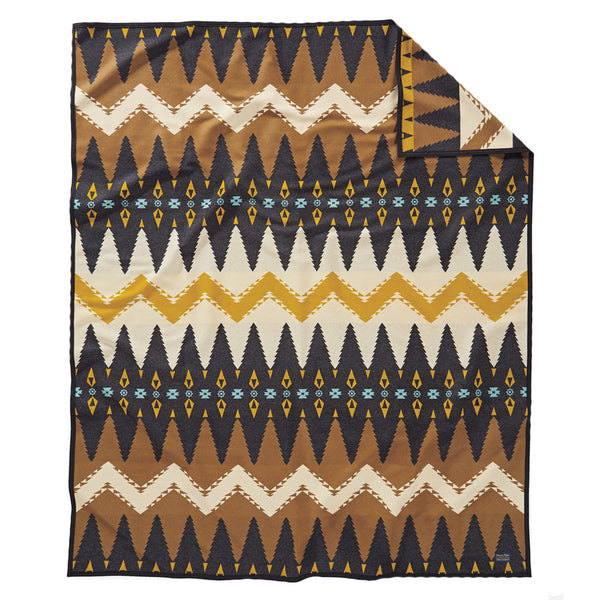 Heritage Collection Blanket Robe - Ochoco