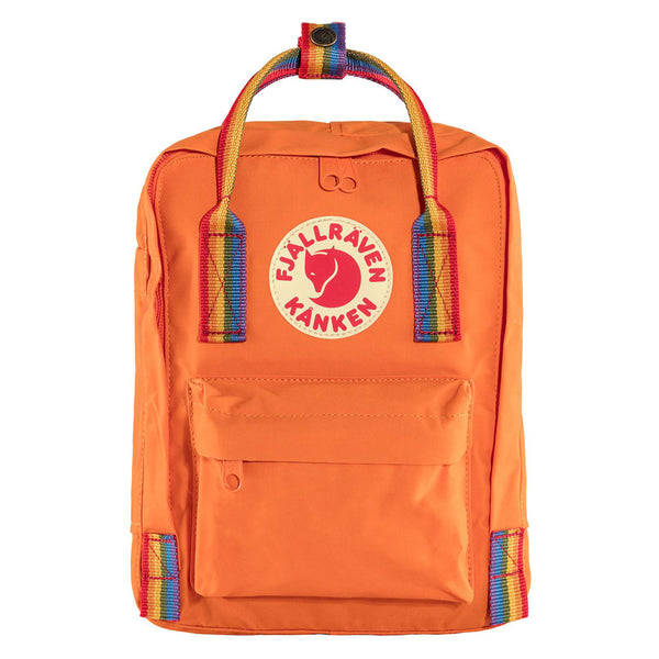 Kånken Rainbow Mini Backpack - Burnt Orange