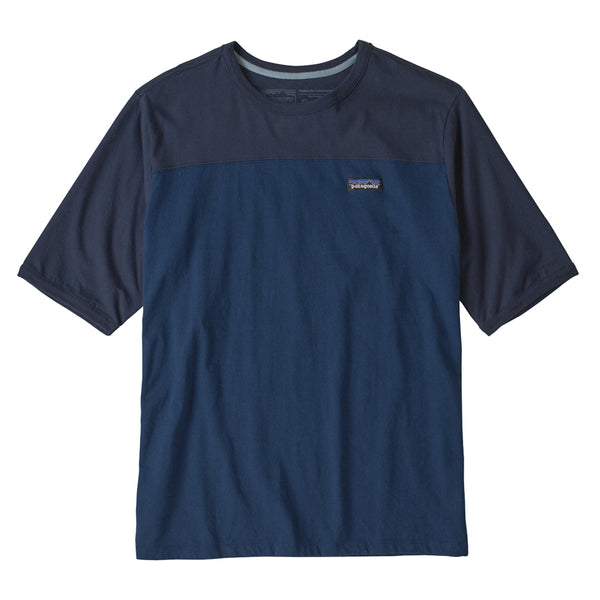 M's Cotton In Conversion Tee - Stone Blue