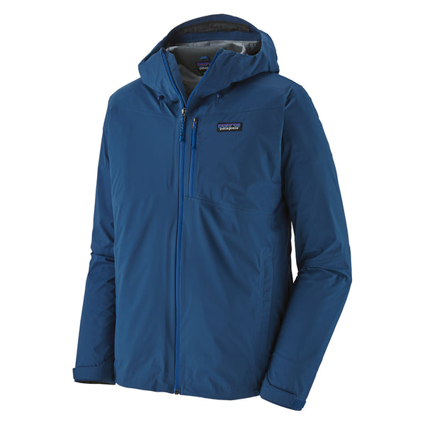 M's Rainshadow Jacket - Superior Blue