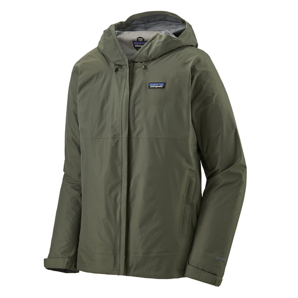 Men's Torrentshell 3L Jacket - Industrial Green
