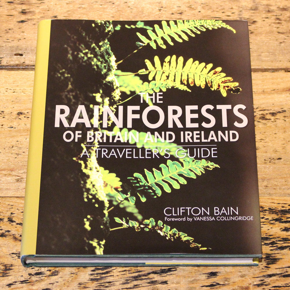 Rainforests Of Britain & Ireland - Clifton Bain