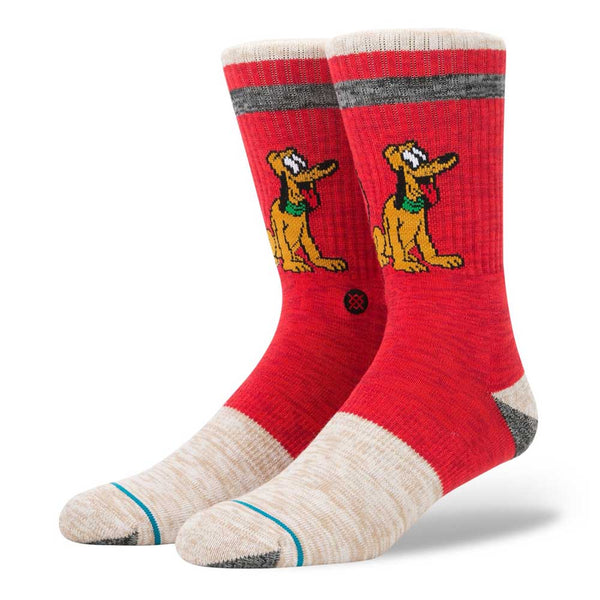 Vintage Disney Socks - Red
