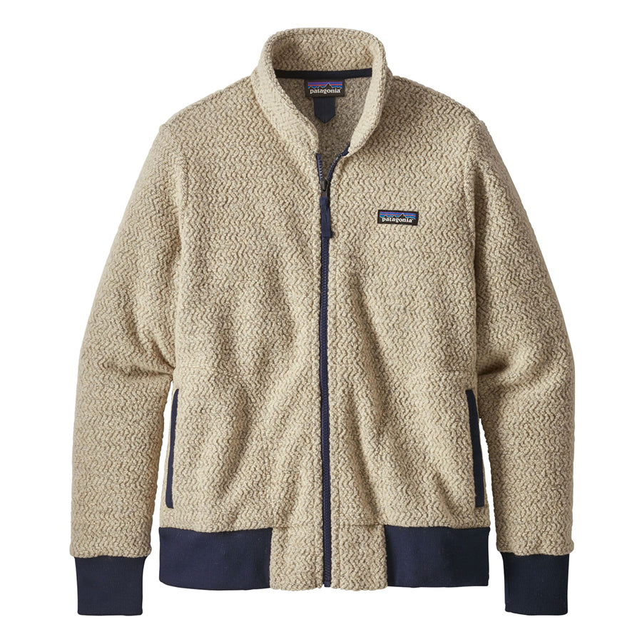 W's Woolyester Jacket - Oatmeal Heather