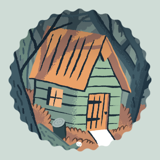 Illustration of a Cabin