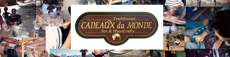 CADEAUX du MONDE...26 Years of Trading Fairly & Being Green