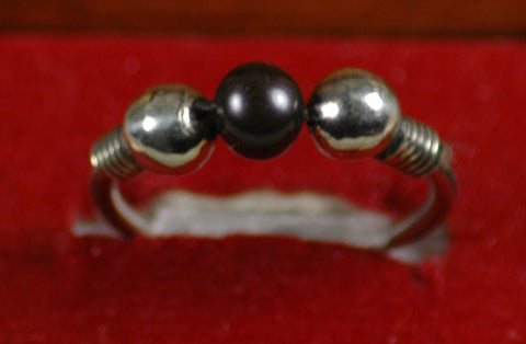 Fair Trade Indonesian Pearl Ring
