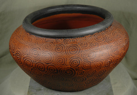 Fair Trade Indonesian Ceramic Pot