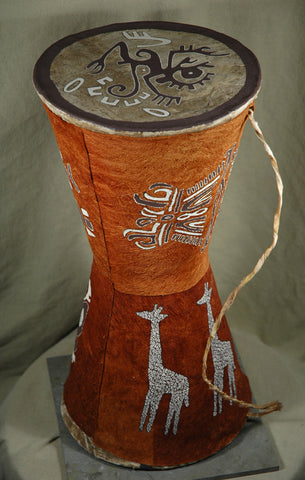 Fair Trade Kenyan Drum