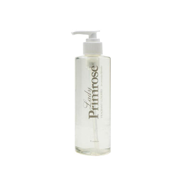 Rosemary Mint Bath Gel in Plastic Bottle