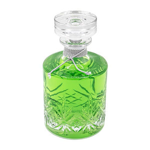 Blue Agave Bath Gel, Crystal Decanter