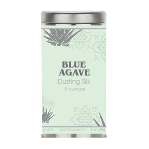 Blue Agave Dusting Silk Travel Tin