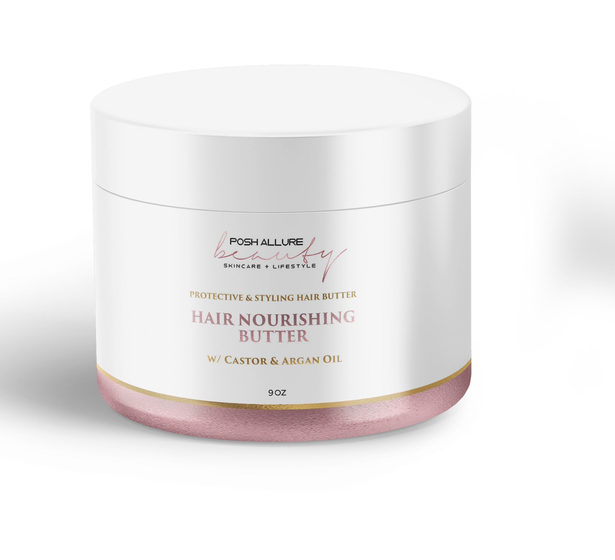 Hair Nourishing Butter - Posh|Allure Beauty