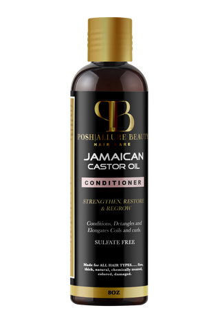 Jamaican Castor Oil Conditioner - Posh|Allure Beauty