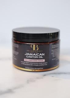 Jamaican Castor Oil Deep Conditioner - Posh|Allure Beauty