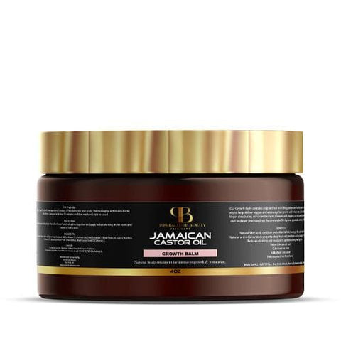 Jamaican Castor Oil Growth Balm - Posh|Allure Beauty