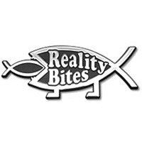 Reality Bites Car Plaque