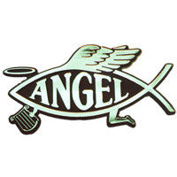 Angel Car Emblem