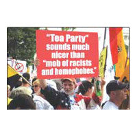Tea Party Magnet