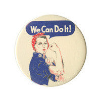 We can do it Button