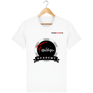 T-SHIRT BIG LOGO POKERPLAYER FOWAN ACADEMY