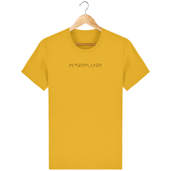 T-SHIRT POKERPLAYER MINIMAL