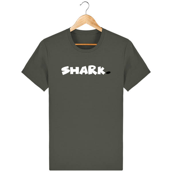 T-SHIRT POKERPLAYER SHARK HOMME