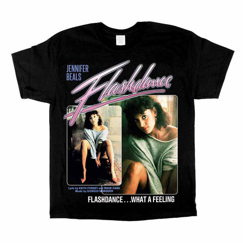 Flashdance Tee