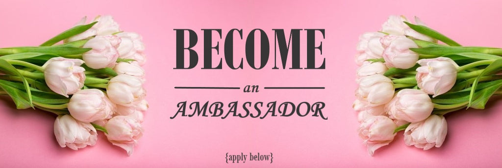 Become brand ambassador