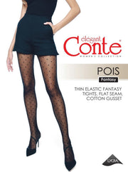 Polka Dot tights POIS 20 den