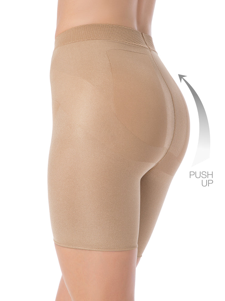 Shapewear slimming modelling push-up skin shorts Conte Elegant X-Press