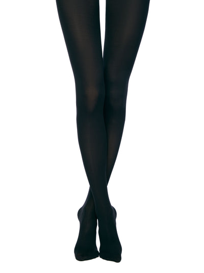 Premium quality opaque winter tights with matte finish Conte Elegant Triumf 80 denier