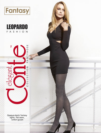 Women's tights ELEGANT LEOPARDO
