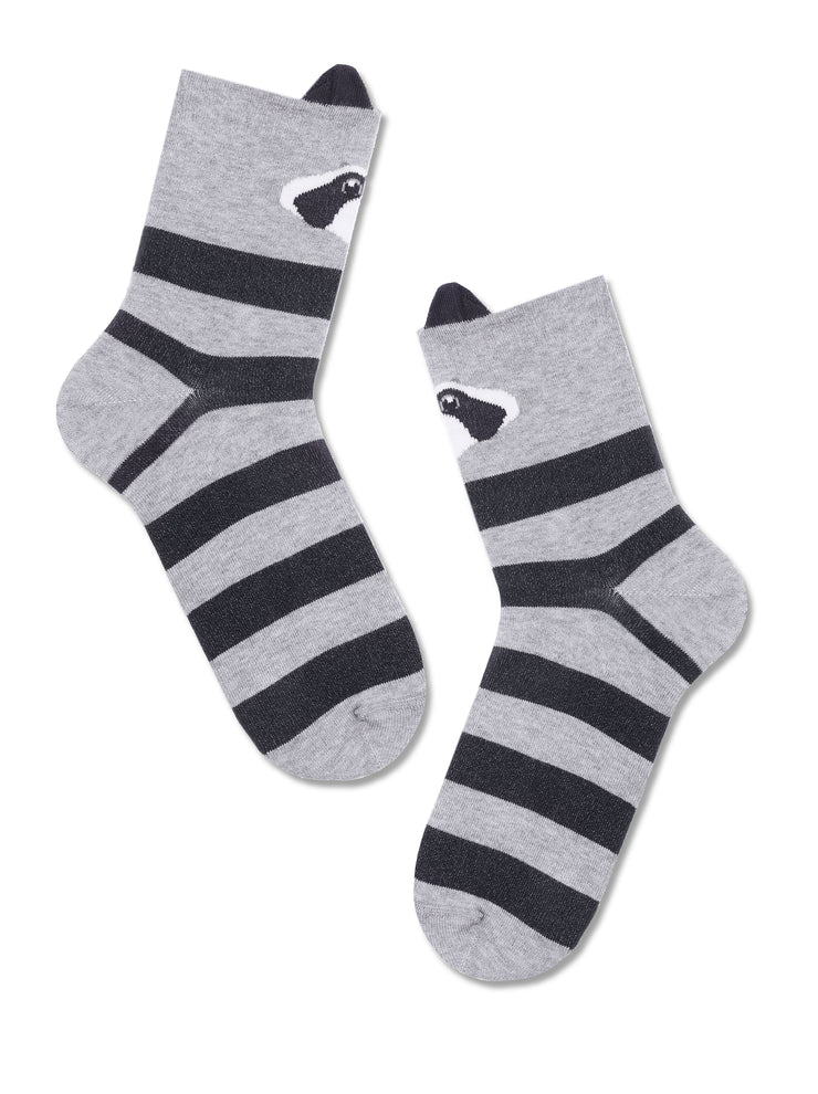Women's cotton socks family look by Conte Elegant