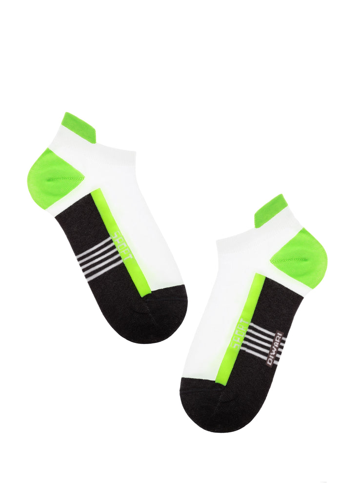 Liner Socks, sport Men's Ankle Socks by DiWaRi