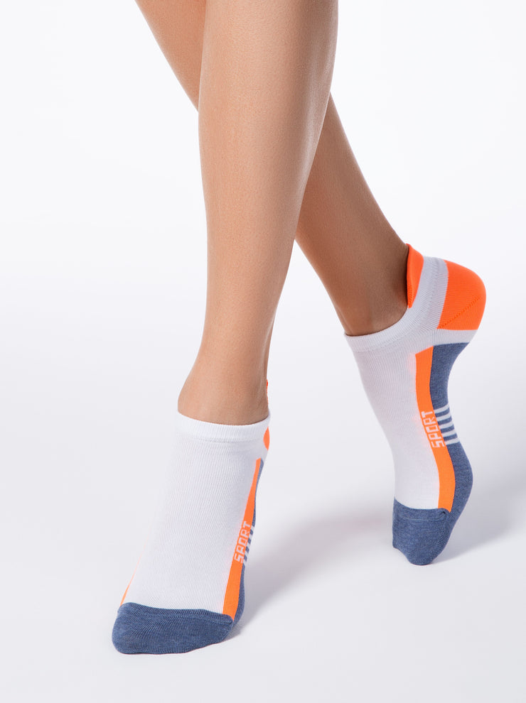 cotton tab socks for women sport socks by Conte Elegant