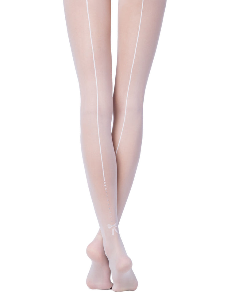 20 denier Bridal Tights Event