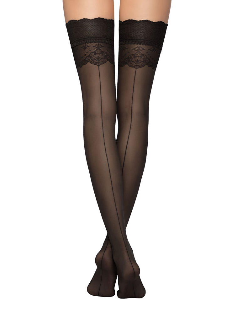 Patterned stockings Sense