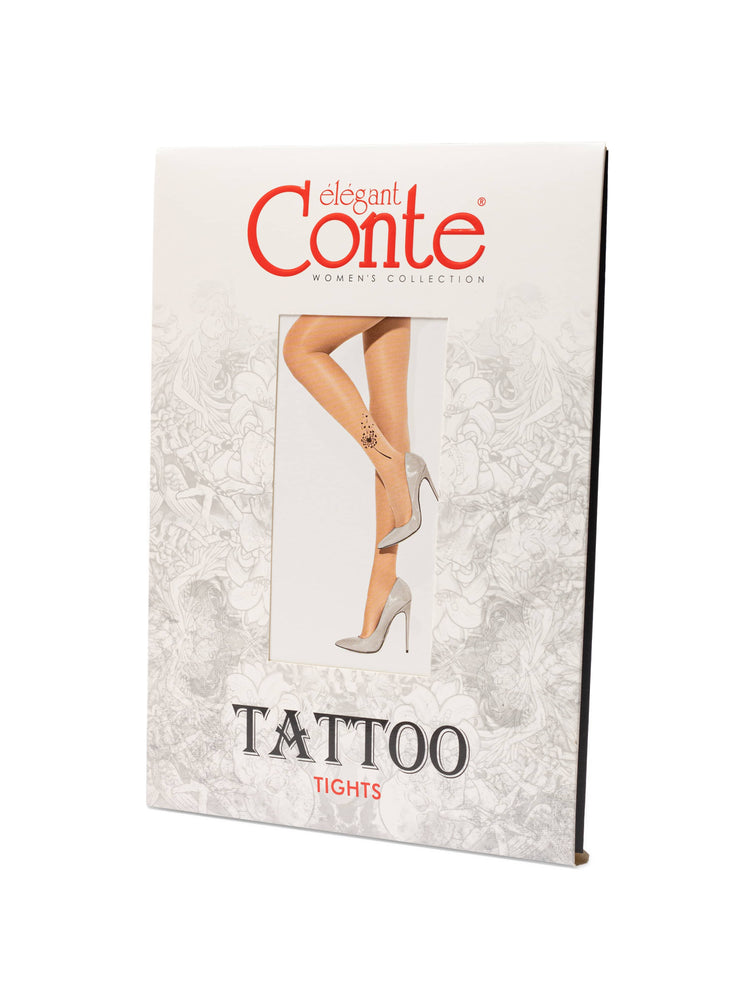 CONTE TATTOO with a pattern Light Love