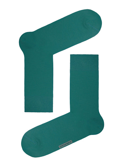 Men's colorful Crew Dress Socks by DiWaRi