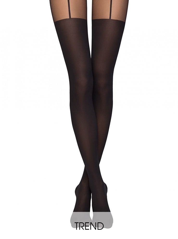 stockings hold-ups tights pantyhose Conte Elegant Emotion