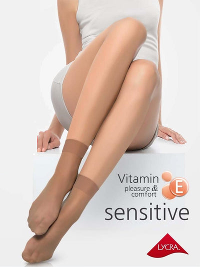 thin sheer nylon socks Conte Elegant