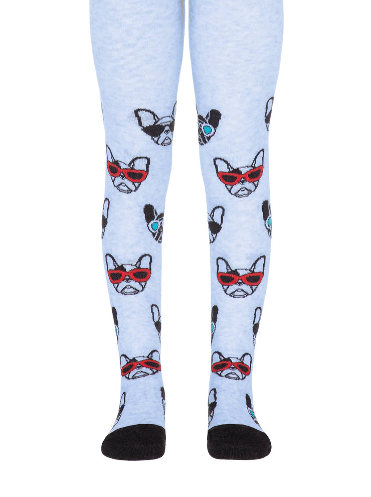 Baby tights with pattern Style Puppy Jeans