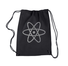 Load image into Gallery viewer, LA Pop Art Drawstring Backpack - ATOM