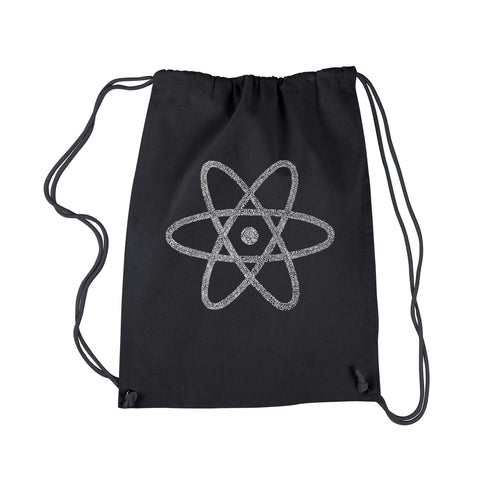 LA Pop Art Drawstring Backpack - ATOM