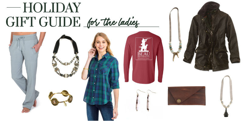 2018 Holiday Gift Guide for Ladies