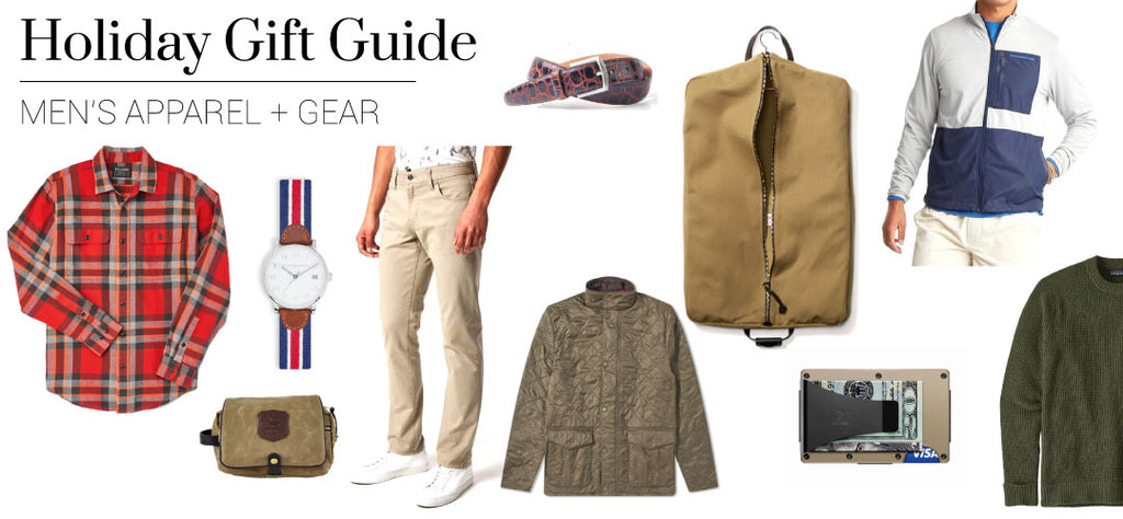 2019 Gift Guide - Men's Apparel and Gear